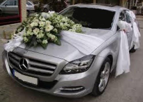 Sünnet düğün arabası süslemesi  Polatlı çiçek satışı