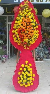 Çift katlı düğün nikah açılış çiçeği  Polatlıya çiçek çiçek mağazası , çiçekçi adresleri