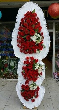 3 katlı Düğün Açılış Nikah Çiçeği  Polatlıdaki çiçekçiler