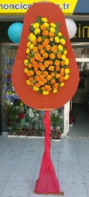 Tek katlı düğün nikah açılış çiçeği  Polatlı çiçek siparişi vermek