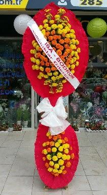 Çift katlı düğün model sepeti  çiçekçi mağazası