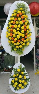 Polatlı anneler günü çiçek yolla  Çift katlı düğün Nikah İşyeri Açılış çiçek