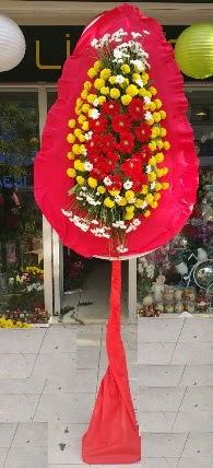 çiçek siparişi sitesi  Tek katlı düğün nikah çiçeği