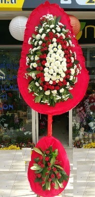 Çift katlı düğün çiçekleri  Polatlıdaki çiçekçiler çiçek servisi , çiçekçi adresleri