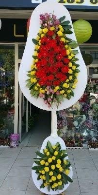 Çift katlı düğün çiçekleri çiçek siparişi sitesi