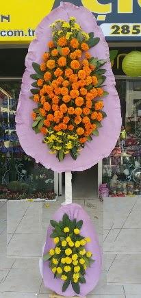 Polatlı cicek , cicekci  Çift katlı düğün nikah çiçeği