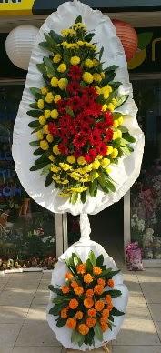 Çift katlı düğün açılış çiçek modeli  Polatlı cicek , cicekci