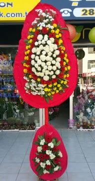 14 şubat sevgililer günü çiçek  Çift katlı düğün nikah çiçeği  Polatlı uluslararası çiçek gönderme