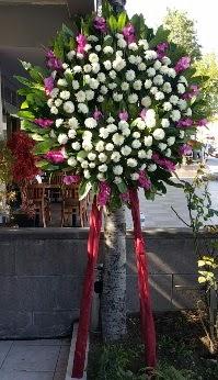 internetten çiçek siparişi  Cenaze Çelengi çiçek siparişi sitesi