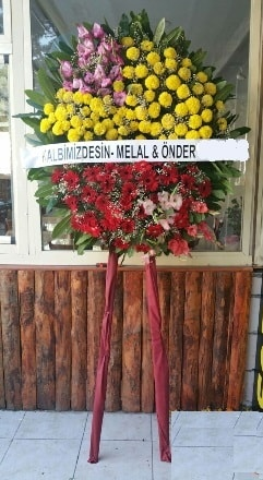 Polatlı anneler günü çiçek yolla  Cenaze çiçek modeli