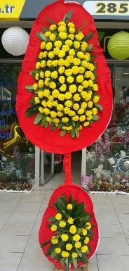 Çift katlı düğün nikah açılış çiçeği  internetten çiçek siparişi