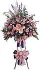 Polatlıda çiçekçi güvenli kaliteli hızlı çiçek   Ferforje Pembe kazablanka