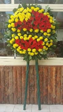 Cenaze çelengi çiçek modeli  Polatlıya çiçek çiçek mağazası , çiçekçi adresleri
