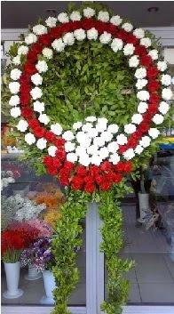 Cenaze çelenk çiçeği modeli  Polatlı anneler günü çiçek yolla