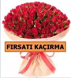 SON 1 GÜN İTHAL BÜYÜKBAŞ GÜL 101 ADET  Polatlı internetten çiçek satışı
