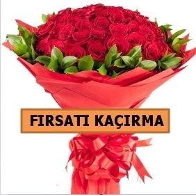 SON 1 GÜN İTHAL BÜYÜKBAŞ GÜL 51 ADET  Polatlı internetten çiçek satışı