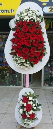 Çift katlı düğün nikah işyeri açılış çiçeği  Ankara Polatlı İnternetten çiçek siparişi