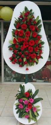 Çift katlı düğün nikah açılış çiçek modeli  internetten çiçek siparişi