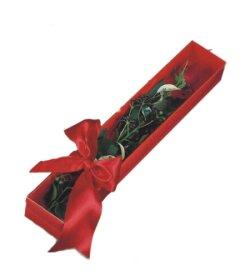 Polatlı çiçek online çiçek siparişi  tek kutu gül sade ve sik