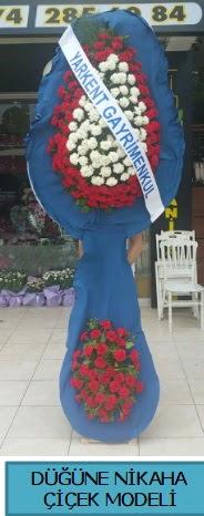 Düğüne nikaha çiçek modeli  Polatlı çiçek satışı
