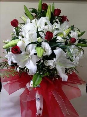 Kız isteme buketi söz nişan çiçeği  ucuz çiçek gönder