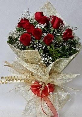 Söz nişan çiçeği kız isteme buketi  Polatlı Ankara hediye çiçek yolla