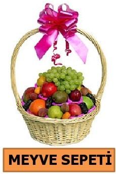 Mevsim meyve sepeti lezzetli ürünler  Polatlıya çiçek Ankara çiçekçi telefonları