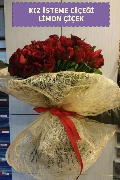 41 adet güllü Söz nişan kız isteme çiçeği  Polatlıda çiçek firması çiçek gönderme