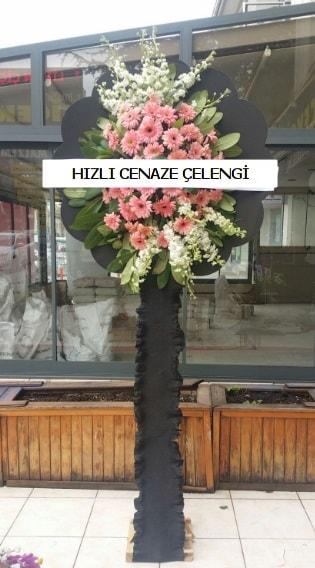 Hızlı cenaze çiçeği çelengi  Ankara Polatlı çiçek yolla