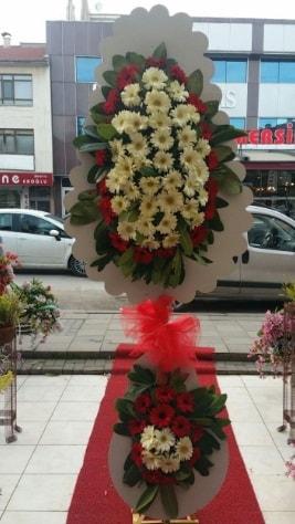 Çift katlı düğün açılış çiçeği  Polatlı çiçek satışı