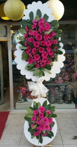 Çift katlı nikah çiçek düğün çiçekleri  ucuz çiçek gönder