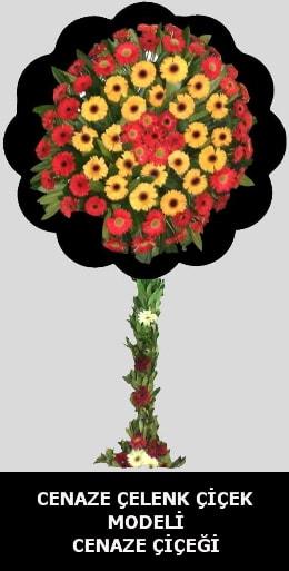 Cenaze çelengi çiçeği modeli  Ankara Polatlı çiçek yolla