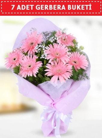 Pembe Gerbera Buketi  Polatlı Ankara çiçek , çiçekçi , çiçekçilik