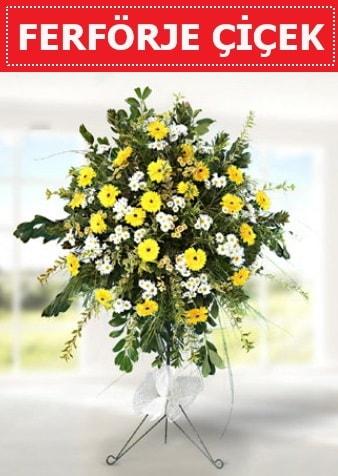 Ferförje çiçeği modeli  Polatlı çiçek gönderme sitemiz güvenlidir