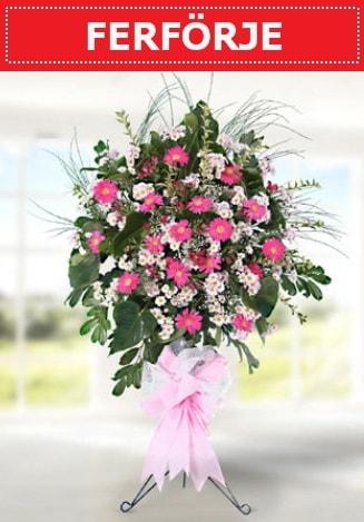 Ferförje düğün nikah açılış çiçeği  Ankara Polatlı çiçek yolla