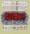 cicekciler , cicek siparisi  Sandikta 11 adet güller - sevdiklerinize en ideal seçim