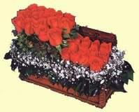 Polatlıya çiçek Ankara çiçekçi telefonları  Sandikta 13 adet güller